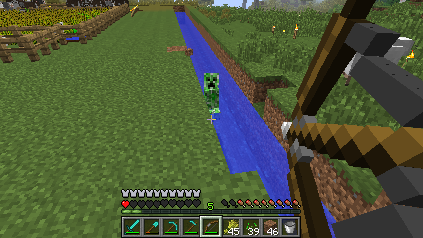 Creeper is dead