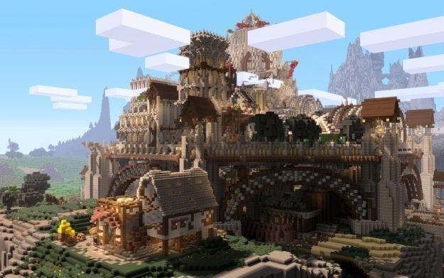 Minecraft - Małe