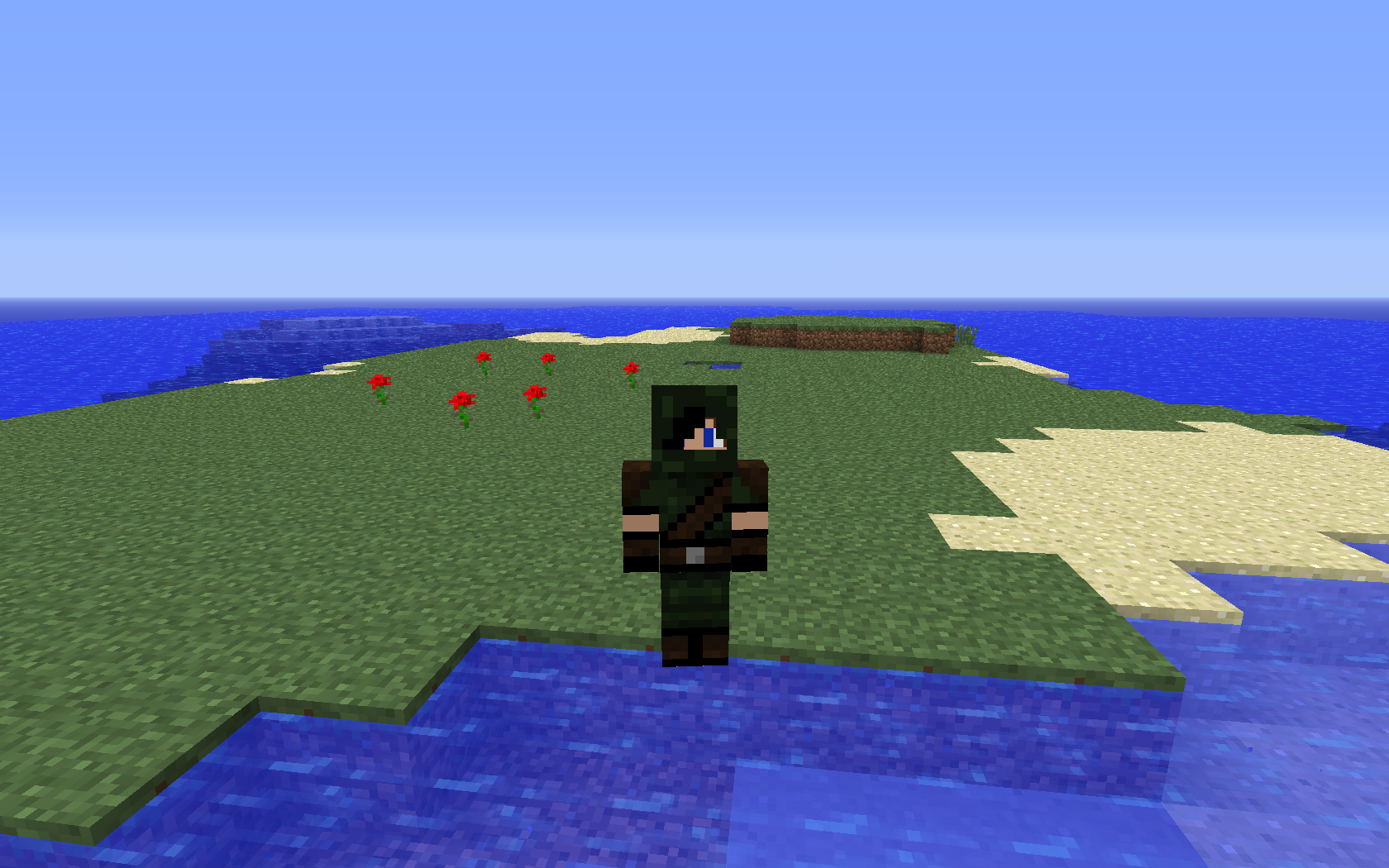 Minecraft - Bezludna