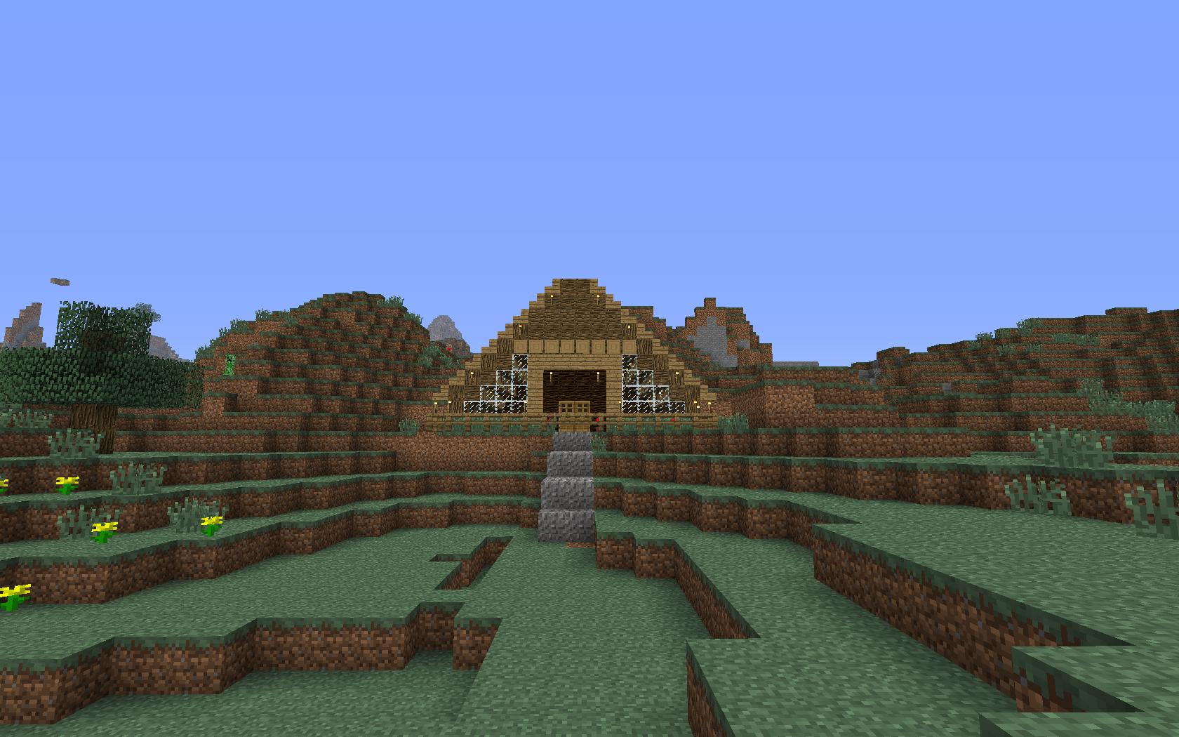 mój dom przed