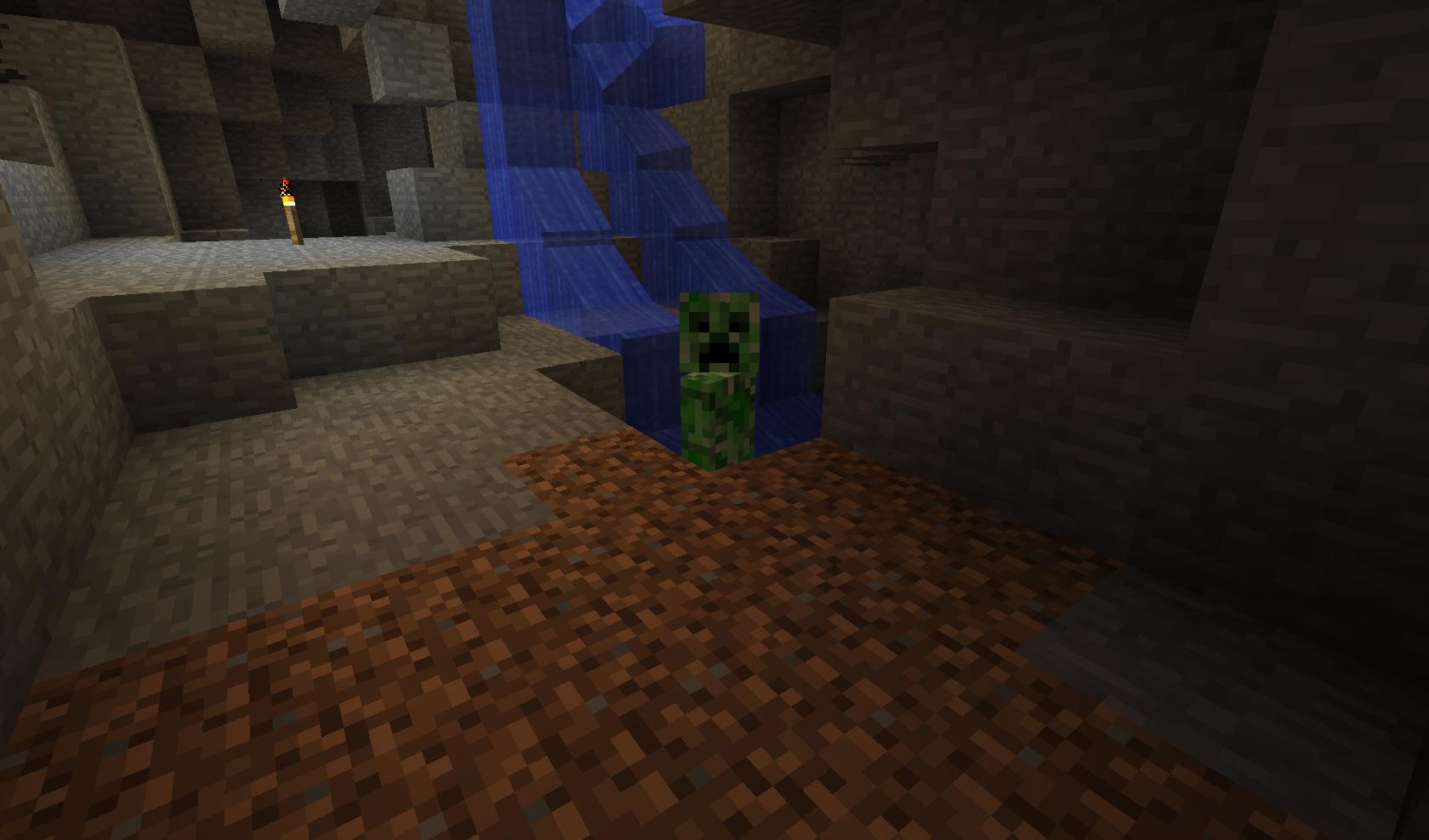 Minecraft - A ku ku :D