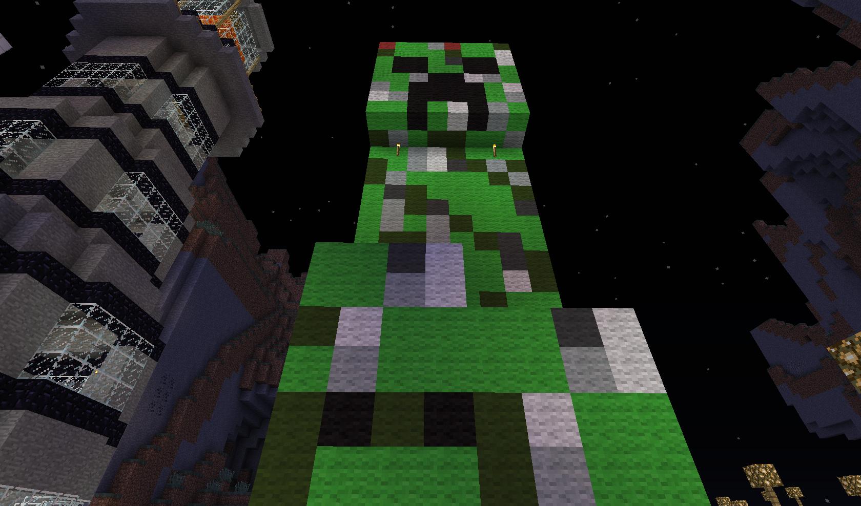 Minecraft - wielki