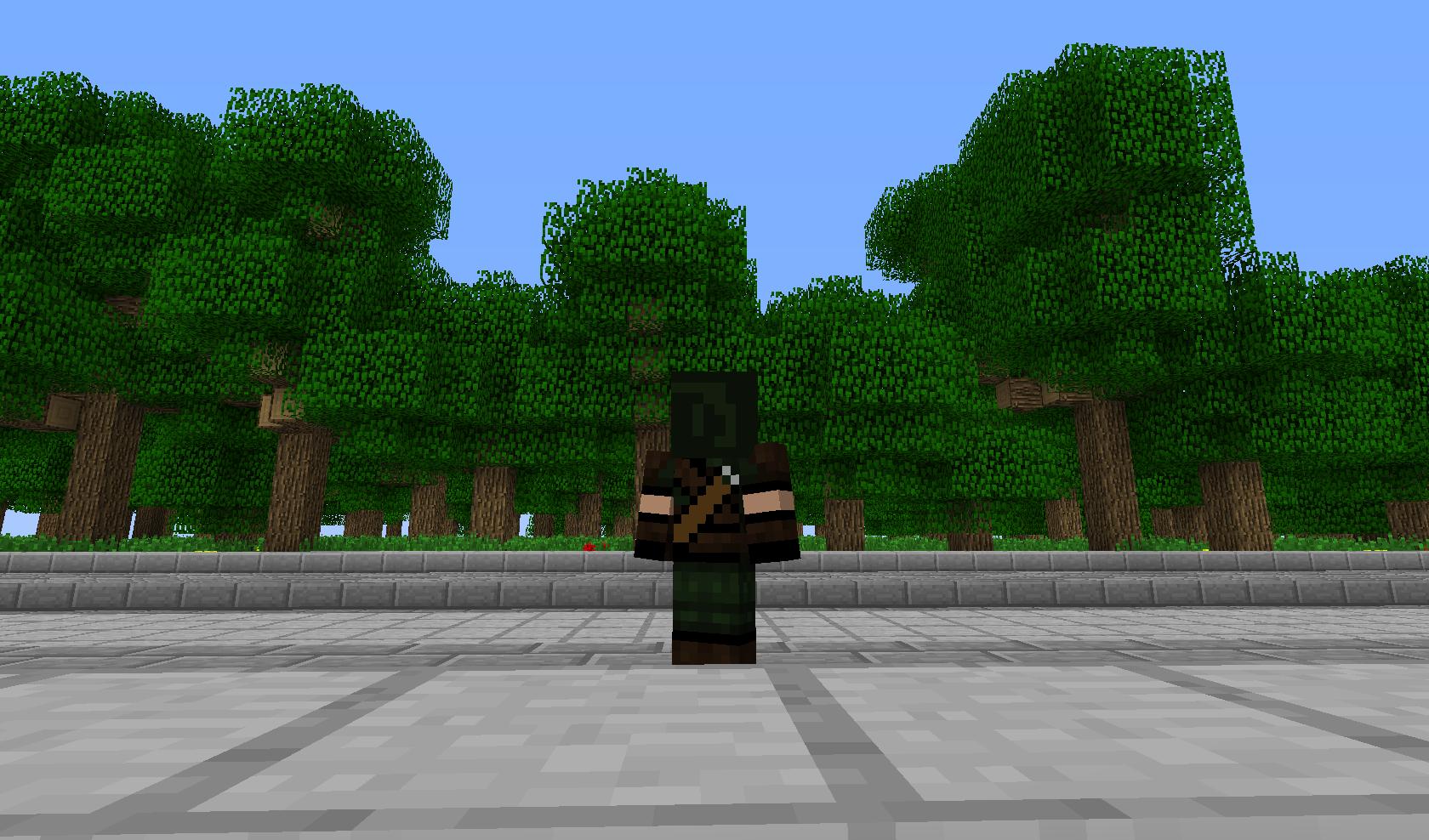 Minecraft - Las