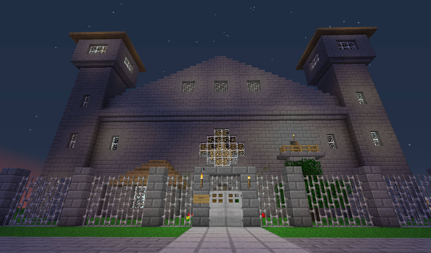 Minecraft - Więzienie