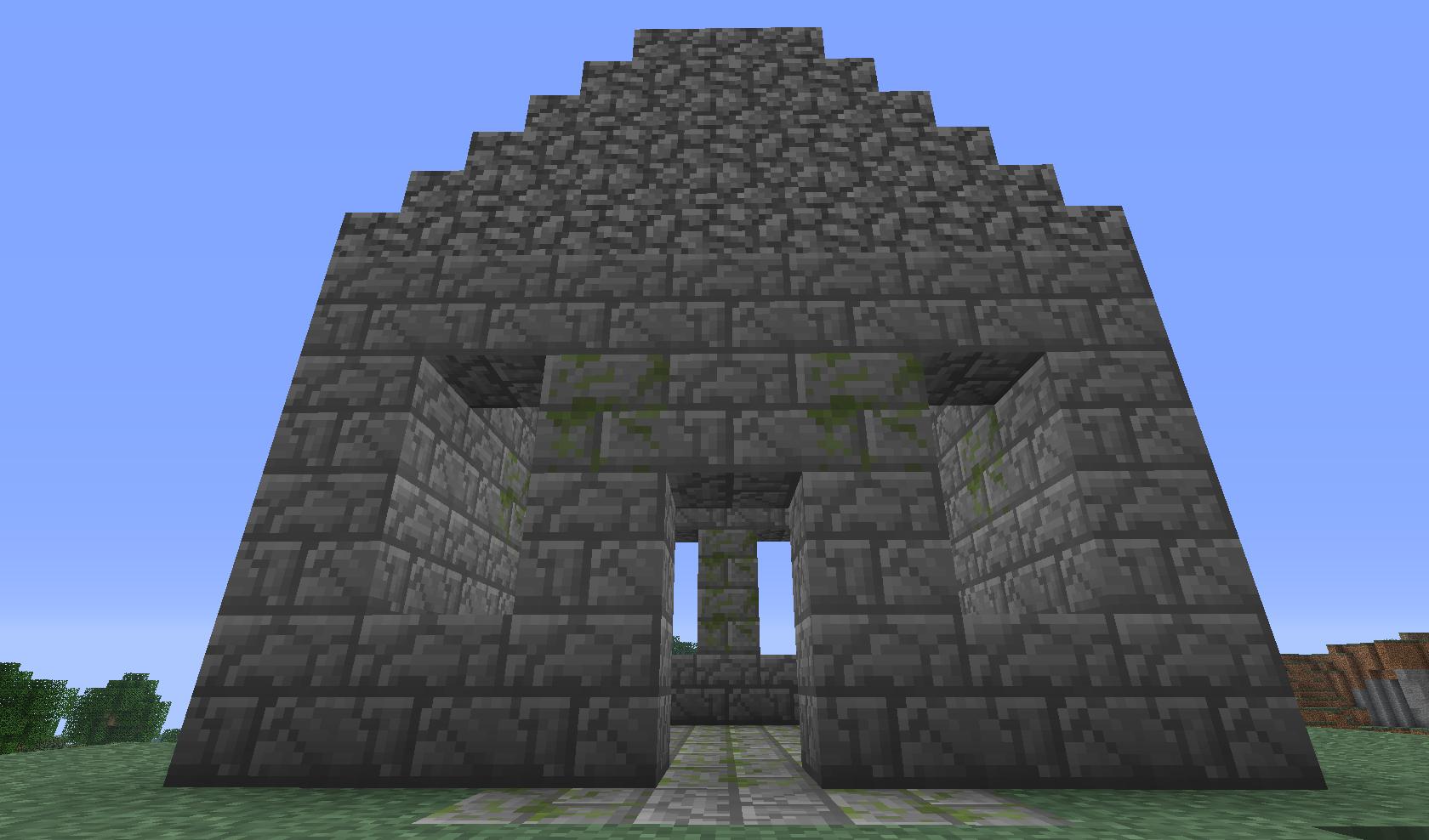 Minecraft - stara i