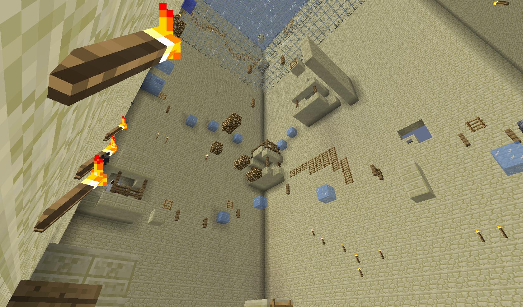 Minecraft - Parkur