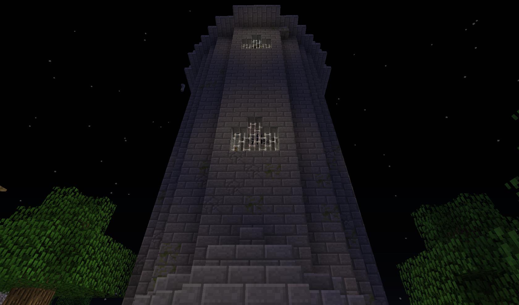 ceglana wieża
