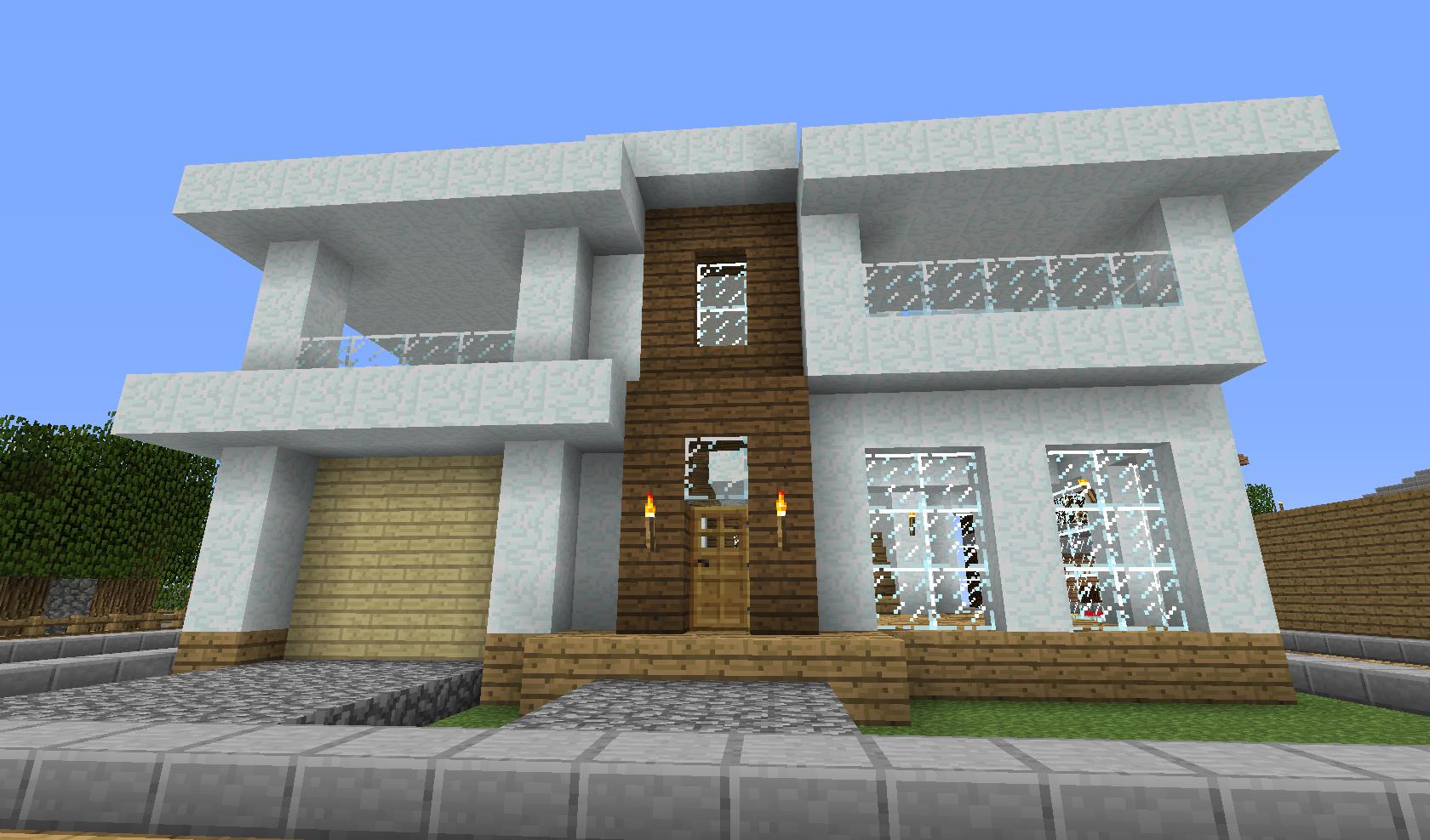 śnieżny dom