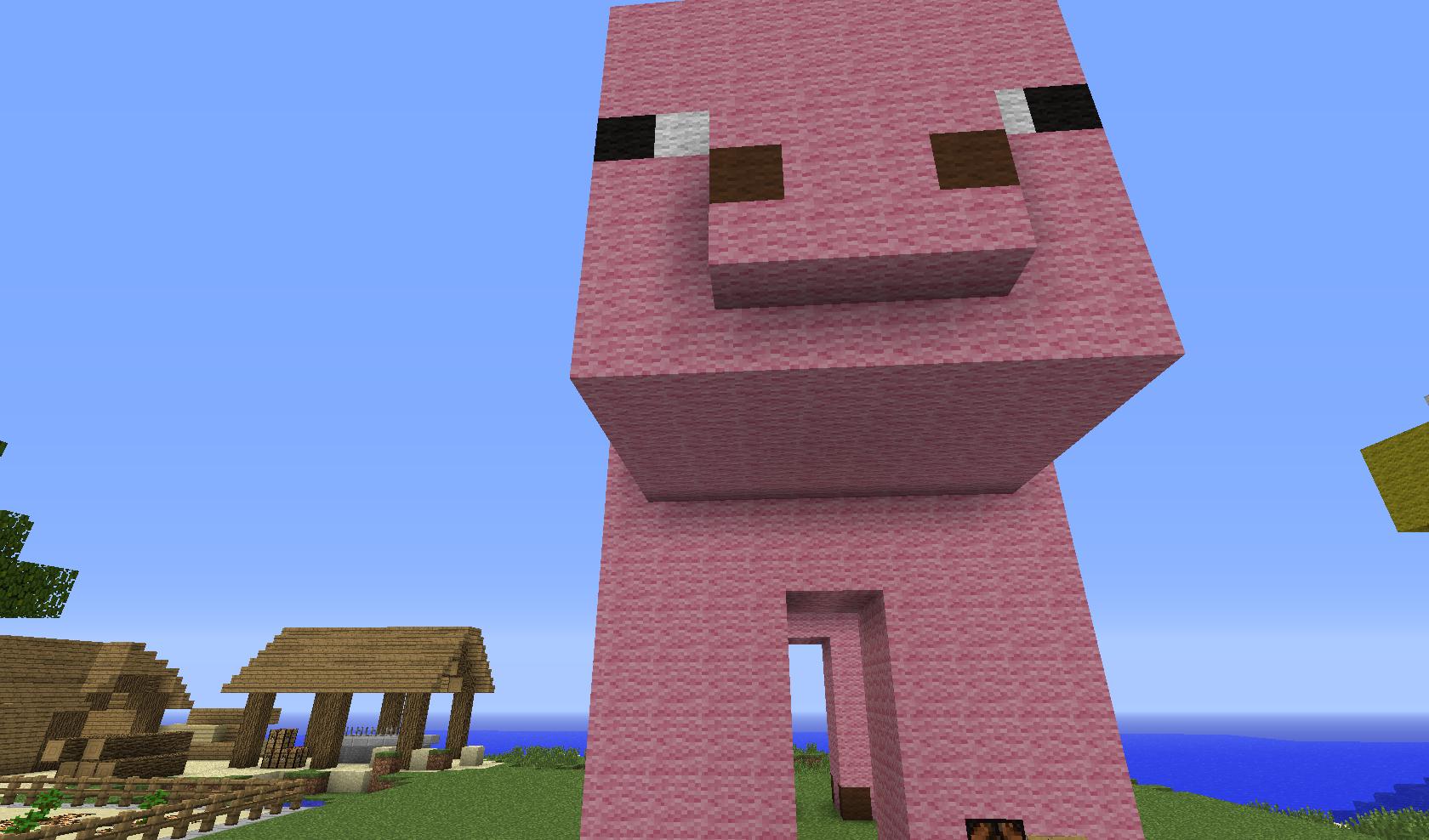wielka świnia
