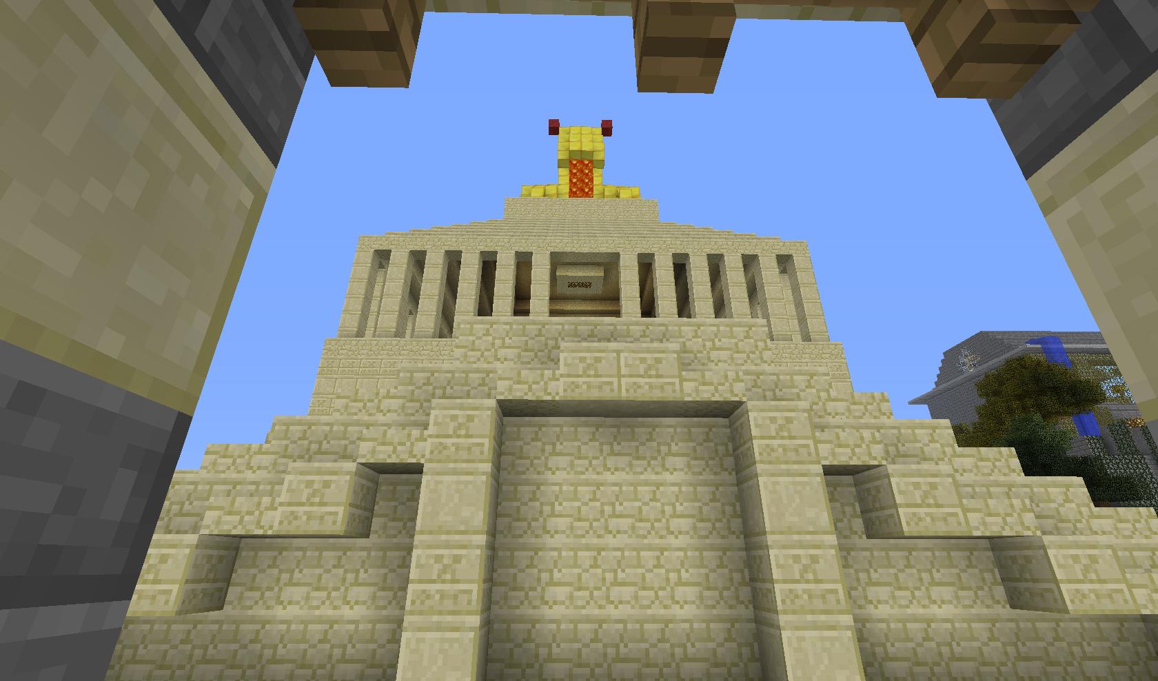 świątynia złotego