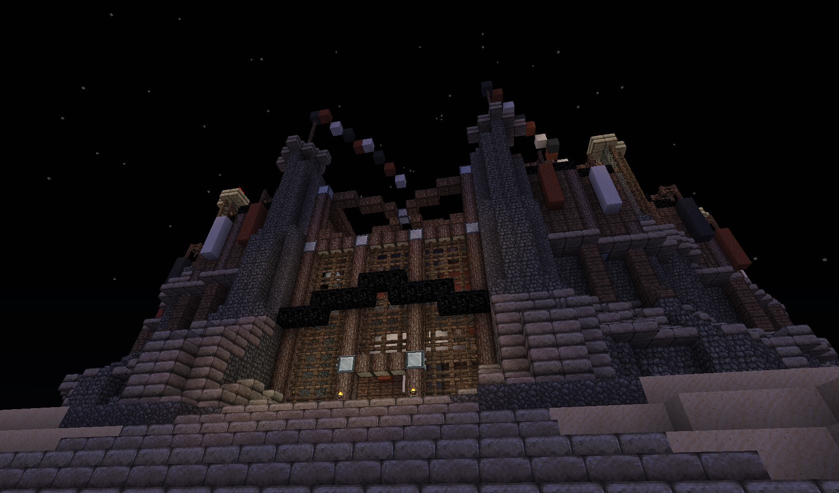 Forteca na pustyni