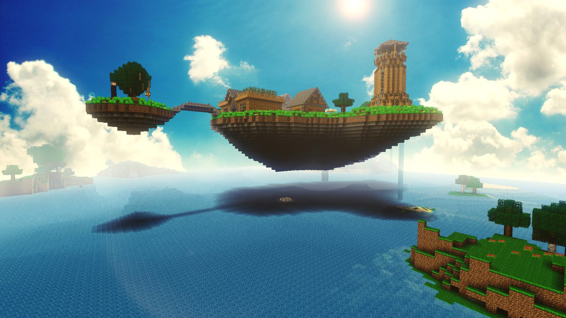 Latająca wyspa