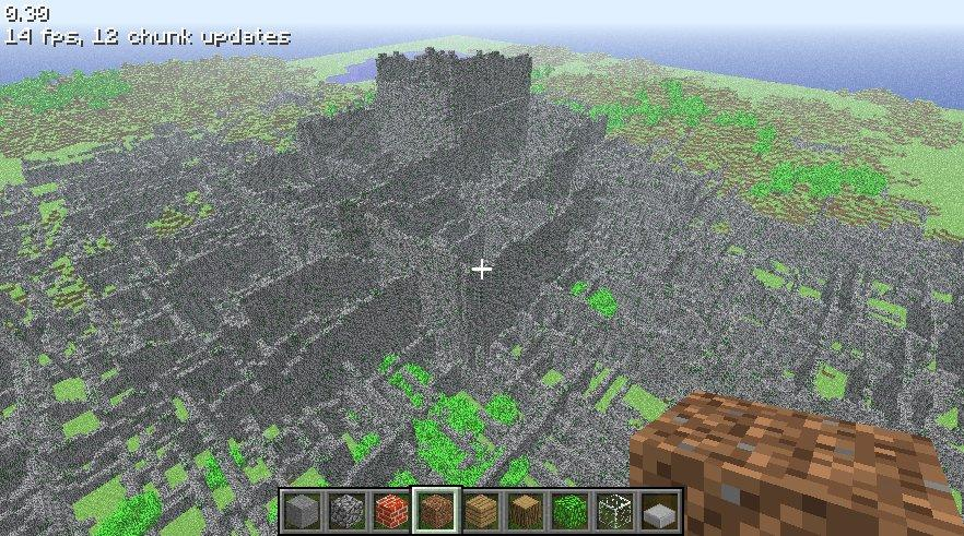 Ruiny Wielkiego miasta