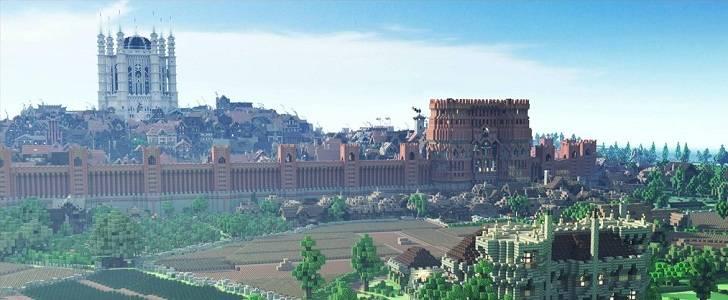 minecraft - Rzym