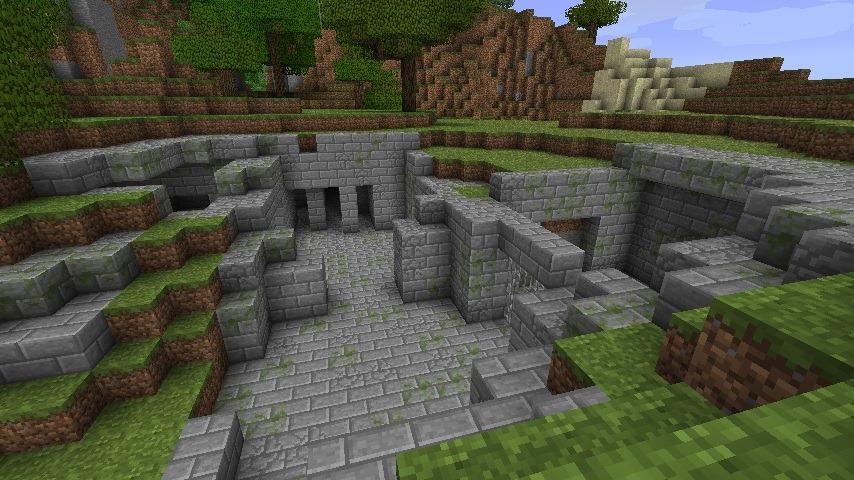 Minecraftowe lochy