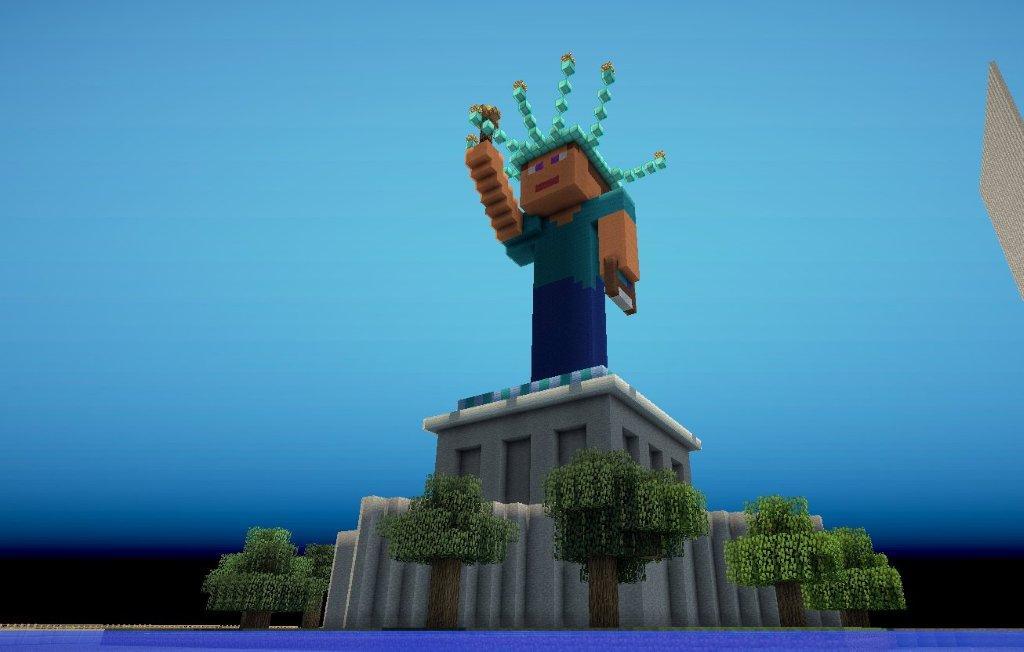 Posąg steve