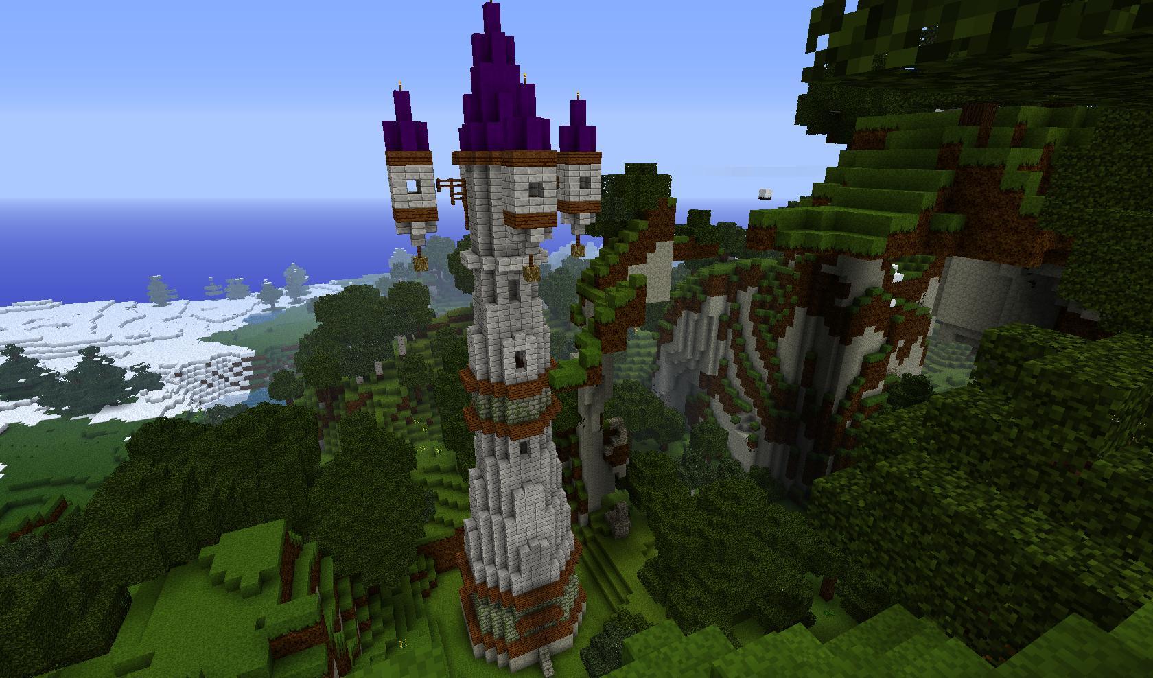 Magiczna wieża