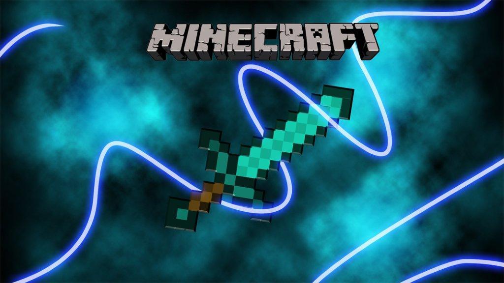 Minecraft i diamentowe
