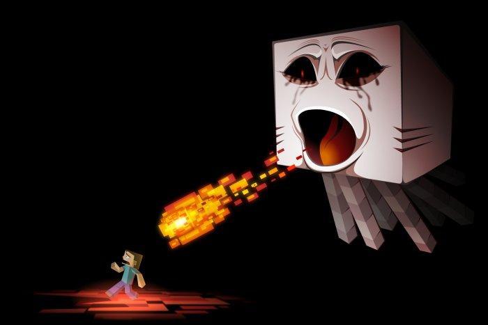Wściekły Ghast
