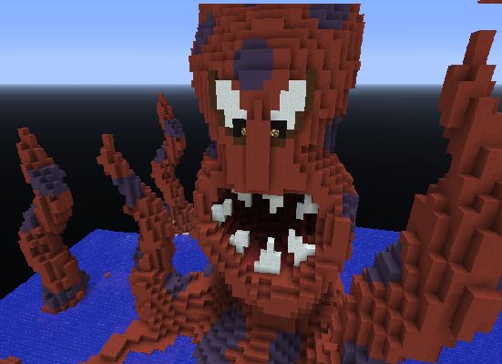 Kraken w Minecraft?!