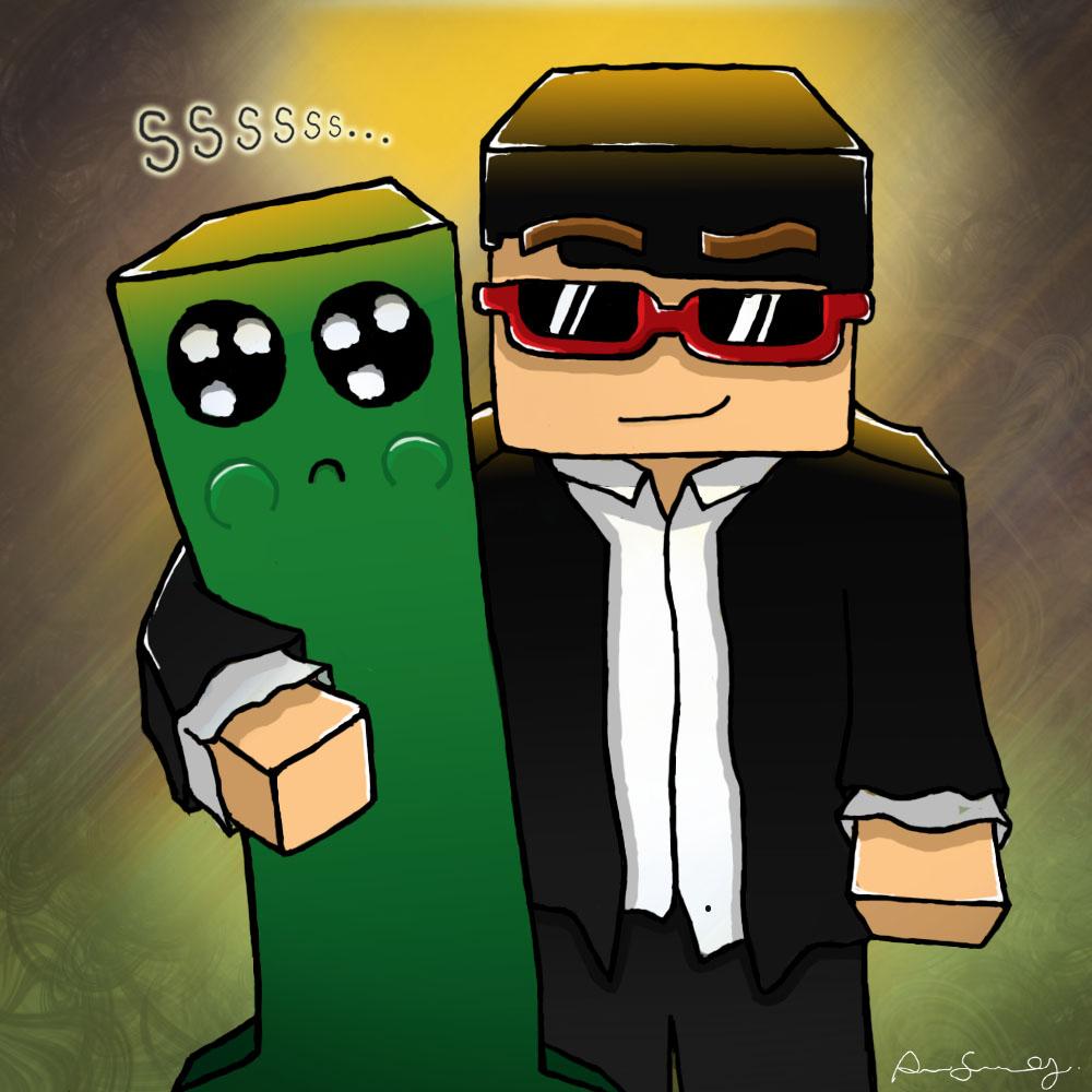 FanArt Minecrafta.